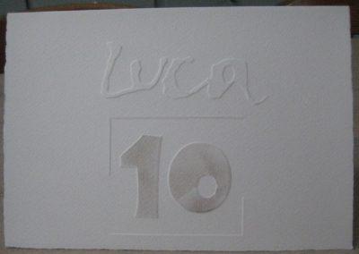 verj.kaart, kind 10 jaar