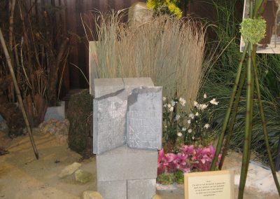 de Tien geboden, september 2011 in de kerk van Bouwel